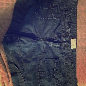 Aeropostale Denim Shorts 15/16